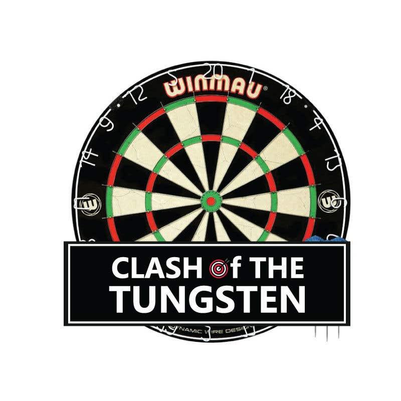 Kilpailutyö #                                        14                                      kilpailussa                                         Logo For A Darts Related Youtube Channel