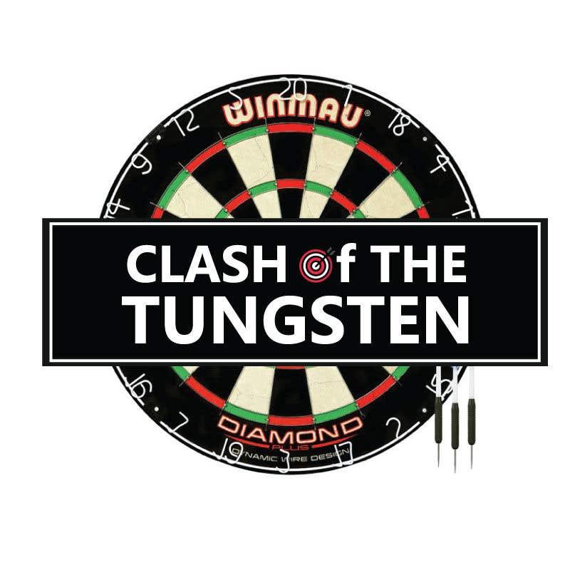 Kilpailutyö #                                        15                                      kilpailussa                                         Logo For A Darts Related Youtube Channel