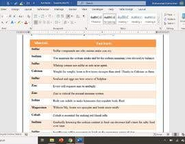 #7 untuk Enter Text and Graphics into Module Template oleh USAmakhan099