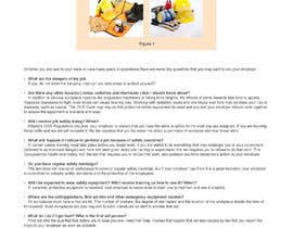 #22 for Enter Text and Graphics into Module Template af Djmon007