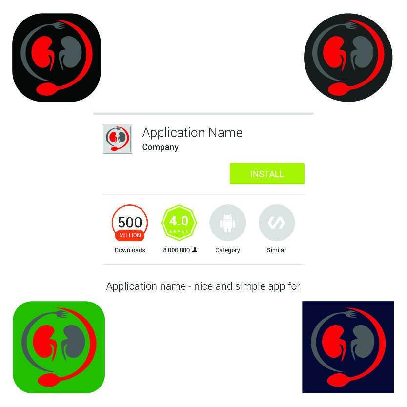Bài tham dự cuộc thi #                                        60                                      cho                                         Design a new logo for Google playstore
