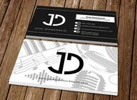 Graphic Design Contest Entry #83 for Logo Design and Business Card Musician