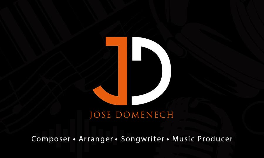 Contest Entry #93 for Logo Design and Business Card Musician