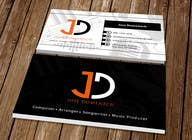 Graphic Design Contest Entry #97 for Logo Design and Business Card Musician