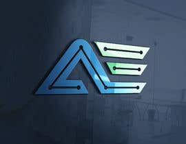 """#224 for Need a cool logo using my initials """"AE"""" with a modern tech twist to it af khalidazizoffici"""