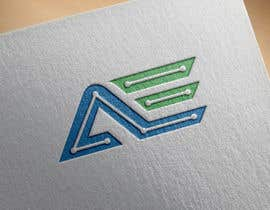 """#232 for Need a cool logo using my initials """"AE"""" with a modern tech twist to it af khalidazizoffici"""