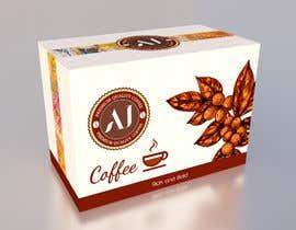 Nro 31 kilpailuun Coffee Bag box käyttäjältä atidoria