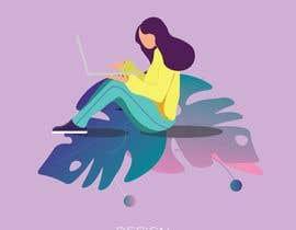 #16 for Illustration - Flat Modern Theme by ekaterinakh1