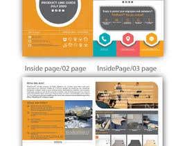 mHussain77 tarafından Create 4-page Product Line Guide (brochure w/photos) için no 54