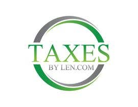 #310 for Need updated logo for TaxesByLen.com by Saidurbinbasher