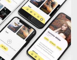 sh4k1r tarafından UI redesign/new concept for 1 screen Competition - Winner will get awarded for full project. için no 4