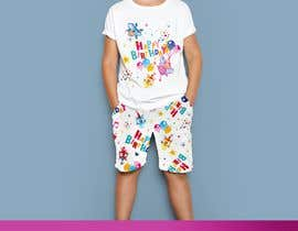 #37 for Kids Tshirt Design by DordeaArina