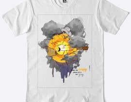 #108 для T-shirt design based on a song от animatorosoro