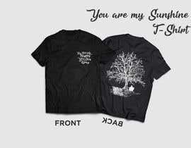 #48 для T-shirt design based on a song от gambir