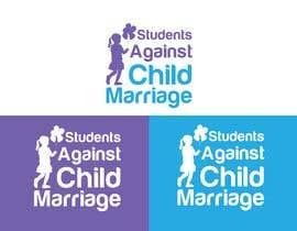 Nro 705 kilpailuun Urgent Logo Needed for Anti Child Marriage Nonprofit Group käyttäjältä MaynulHasan01