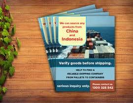 parveznoyon2111 tarafından create a flyer for logistic services için no 27