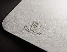 Nro 108 kilpailuun Cavawear Logo käyttäjältä FarzanaTani