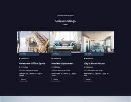 Nro 41 kilpailuun New design for home page (no back-end code change) käyttäjältä Opu404