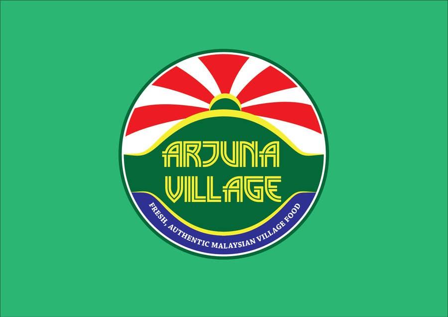 Bài tham dự cuộc thi #32 cho Design a Logo for ARJUNA VILLAGE