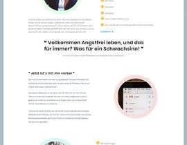 Nro 3 kilpailuun Landing Page Designs käyttäjältä sharifkaiser