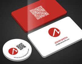 Nro 960 kilpailuun Design for a sticker and a business card käyttäjältä SHILPIsign