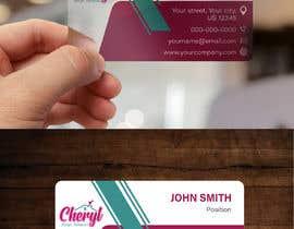 #953 для Impressive and unique design for business card, door hanger and car magnet using existing logo от Aksh86