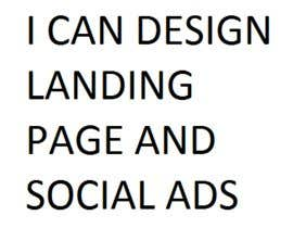 #25 for Landing Page and facebook/ instagram marketing by adnanbahrian