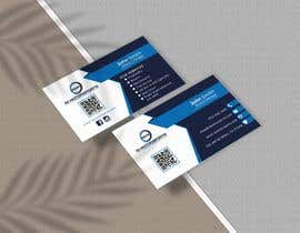 #352 for Business Cards by Ashishray