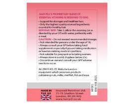 Nro 16 kilpailuun Replicate Label in Ullustrator käyttäjältä imehrabi