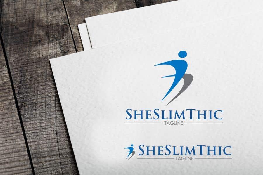 Kilpailutyö #                                        69                                      kilpailussa                                         Logo for a women apparel company -  SheSlimThic