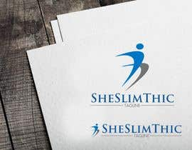 #69 for Logo for a women apparel company -  SheSlimThic by Mukhlisiyn