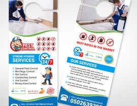 #89 for Flyer for pest control company by moslehu13