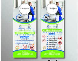 #74 for Flyer for pest control company by mdrajib676