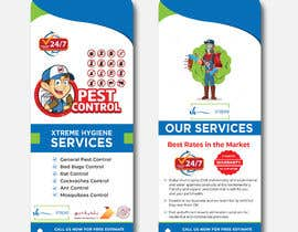 #77 for Flyer for pest control company by shankardhar125