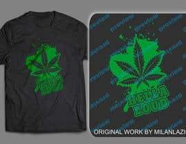 #52 pentru Design a T-Shirt for Hella Loud. de către milanlazic