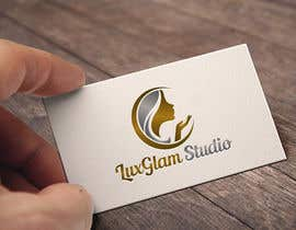 #112 for LOGO NEEDED LuxGlam Studio by XpertDesign9