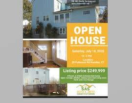 miloroy13 tarafından Open House Real Estate Flyer için no 57