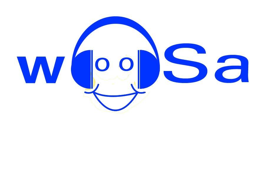 Kilpailutyö #33 kilpailussa Logo Design for wOOsa