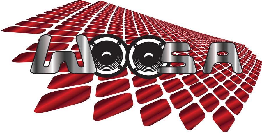 Kilpailutyö #36 kilpailussa Logo Design for wOOsa