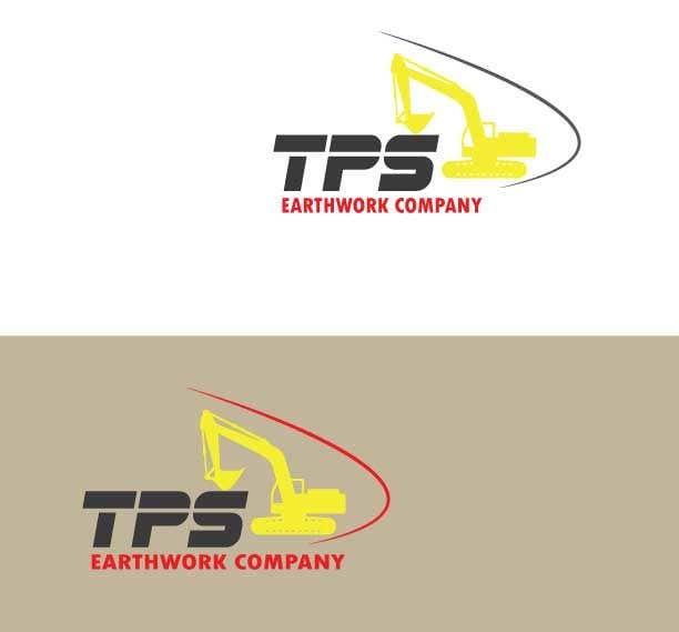 Bài tham dự cuộc thi #                                        96                                      cho                                         Create a logo for a earthworks company