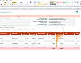 #83 untuk Excel sheet accountance plus data entry . oleh alfasatrya