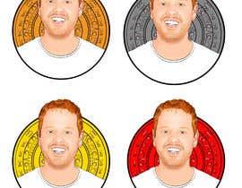 Nro 105 kilpailuun Design a profile pic for my Twitter account käyttäjältä rahudesign