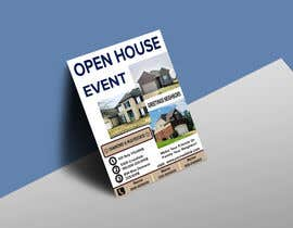 #16 для Create an open house flyer.  I attached the information and layout I want.  I also attached the 3 pictured I would like to use as well. от kabir3400