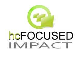 #133 for Design a Logo for: hcFOCUSED IMPACT by andre1art