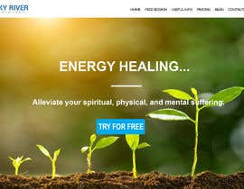 #427 for Need a feature image for energy healing website. by shihabchowdhury0