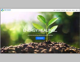 #342 for Need a feature image for energy healing website. by rafiulahmed24