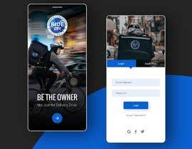 #63 para Re-Design Mobile Splash/Intro screens por anurags7587