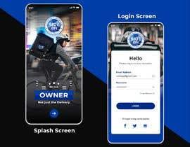 #58 para Re-Design Mobile Splash/Intro screens por Adityarmurali