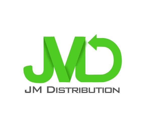 Bài tham dự cuộc thi #25 cho Design a Logo for JMD / JM Distribution