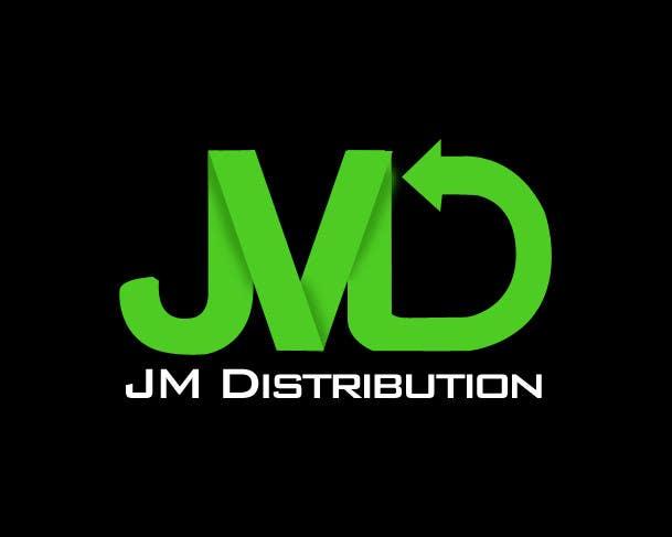 Bài tham dự cuộc thi #26 cho Design a Logo for JMD / JM Distribution